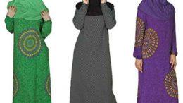 Hira Marka Bayan Namazlık Elbise Modelleri