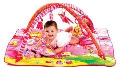 Bebekler İçin Oyun Halısı Modelleri