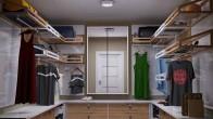 İlgi Çekici Giyinme Odaları Modelleri
