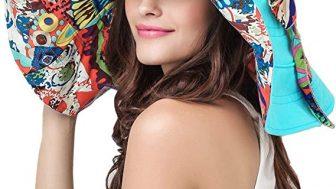 Bayan Plaj Şapkaları