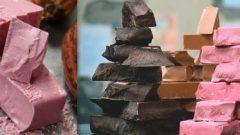 Barry Callebaut Ruby Çikolataları