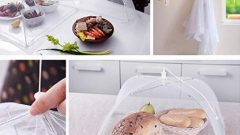 Katlanabilir Şemsiye Gıda Örtüleri
