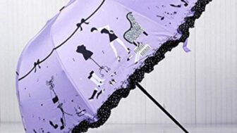 Bayan Şemsiye Modelleri