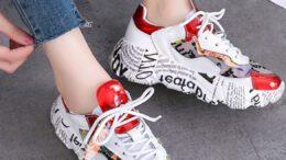 Kadın Sneaker Modelleri