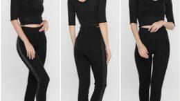 Son Moda Renkli Bayan Tayt Modelleri