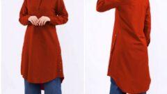 Son Moda Tunik Modelleri