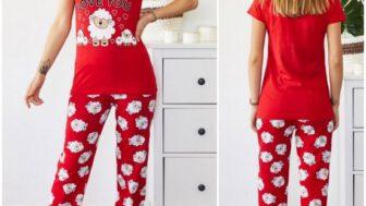 XHAN Yazlık Kadın Pijama Takımı Modelleri