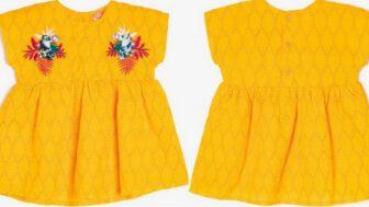 Koton Kız Çocuk Yazlık Elbise Modelleri