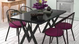 Mutfak Masa Sandalye Modelleri