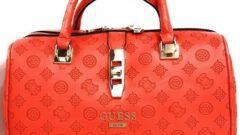 Guess Kadın Omuz Çanta Modelleri