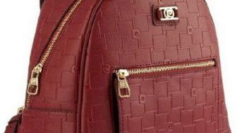Pierre Cardin Bayan Sırt Çantası Modelleri