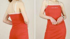 Yazlık Triko Kadın Elbise Modelleri