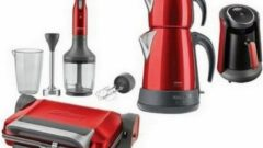 Kadınların Mutfakta İşini Kolaylaştıran Arzum Elektrikli Küçük Ev Aletleri
