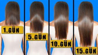 Kısa Sürede En Hızlı ve Etkili Saç Uzatma Yöntemleri