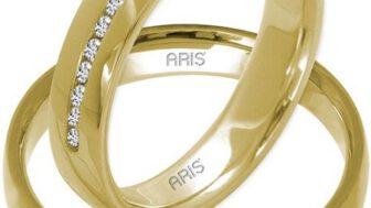 Ariş Evlilik Alyans Modeli