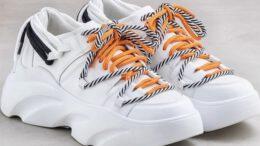 Elle Shoes Kadın Sneaker Spor Ayakkabı Modelleri