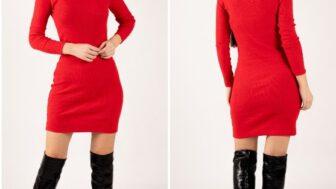 Armonika Kadın Elbise Modelleri