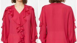 Koton Kışlık Uzun Kollu Kadın Gömlek Modelleri