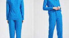 Happiness ist. Kadın Pijama Takımı Modelleri