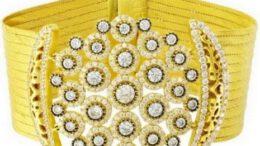 Hasır Kelepçe Altın Bilezik Modelleri