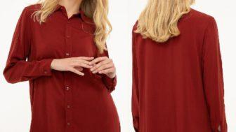 Pierre Cardin Kadın Gömlek Modelleri