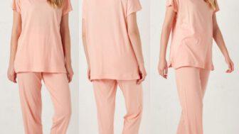 Lc Waikiki Kadın Pijama Takımı Modelleri