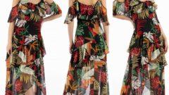 By Saygı Kadın Elbise Modelleri