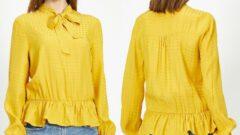 Koton Kadın Bluz Modelleri