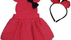 Civil Kız Çocuk Elbise Modelleri