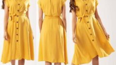 Y-London Baharlık Kadın Elbise Modelleri