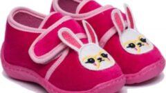 First Step Kız Çocuk Panduf Modelleri