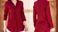 Armonika Yazlık Kadın Gömlek Modelleri