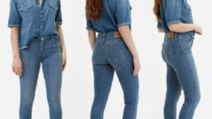 Levi's Kadın Jean Kot Pantolon Modelleri