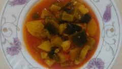 Patlıcanlı Türlü Tarifi