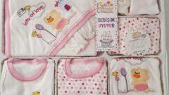 Hastane Çıkışı Kız Bebek Kıyafet Modelleri