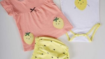 Miniko Kids Kız Bebek Takım Elbise Modelleri
