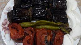 Antep Usulü Tepside Patlıcan Kebabı Tarifi
