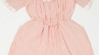 Kidsev Kız Çocuk Yazlık Bayramlık Elbise Modelleri