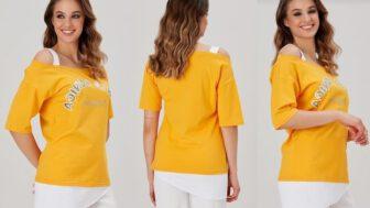 Y-London Kadın T-Shirt, Tişört Modelleri