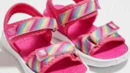 LC Waikiki Kız Çocuk Sandalet Modelleri