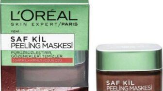 L'Oreal Paris Kadın Yüz Maskesi Çeşitleri