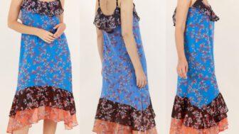 Modagusto Yazlık Kadın Elbise Modelleri